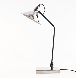 Bordslampa Olsson & Jensen Silver