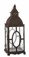 Affari Rusty Lantern Ljuslykta Medium