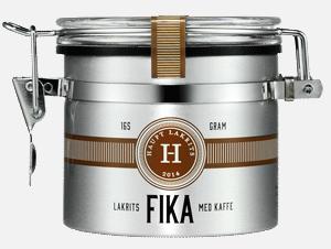Praliner Haupt Lakrits FIKA Refill