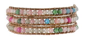 Armband Dansk Smykkekunst Ilone multicolour