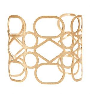 Armband Dansk Smykkekunst Lourdes Matt Guld