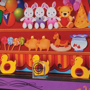 Dunk the duck -Tivolispel