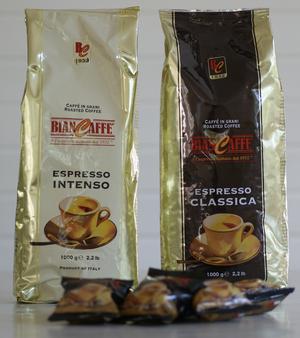 Kaffebönor BianCaffe Espresso Classica Marrone 1kg
